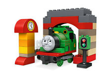 DUPLO 5543 - Thomas the Tank Engine - Percy at the Sheds - NO BOX or MANUAL