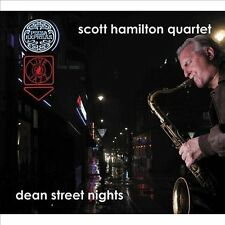 Dean Street Nights by Scott Hamilton Quartet (CD, Feb-2014, Woodville Records)