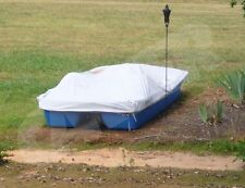 7oz BOAT COVER SEA HAWK 3 PASSENGER PADDLE BOAT ALL YEARS