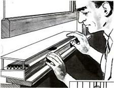 Article With Plans How To Make Aeolian Harp Musical Instrument Window Play #90