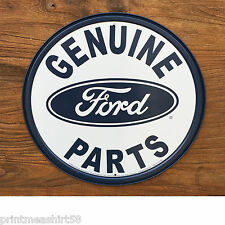 Liscenced American Ford Parts Hot Rod Garage Advertising Metal Tin Wall Signs UK