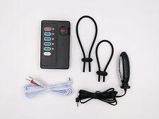2 Schlaufen-Elektroden + Anal-Sonde inkl. Reizstromgerät | EMS/TENS/E-STIM/ESTIM