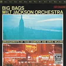 Milt Jackson Big Bags NAT ADDERLY DAVE BURNS RON CARTER CLARK TERRY HANK JONES