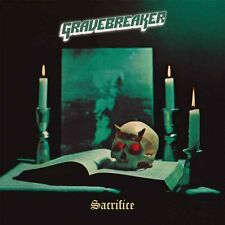 GRAVEBREAKER - Sacrifice (NEW*LIM.500*SWE HEAVY METAL*ACID*MERCYFUL FATE*DIO)