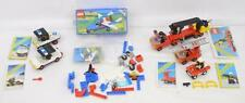 1980's LEGO 6621 6623 6632 6612 6690 6536 sets with instructions Lot 275
