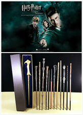 Harry Potter Hermione Dumbledore Sirius Voldemort Magic Wand In Box Metal#@