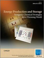 EIC Bks.: Energy Production and Storage : Inorganic Chemical Strategies for a...