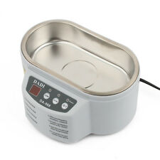30W/50W 220V/110V Mini Ultrasonic Cleaner Bath For Jewelry Color 220V  Version