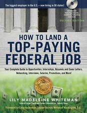 How to Land a Top-Paying Federal Job: Your Complete Guide to-ExLibrary
