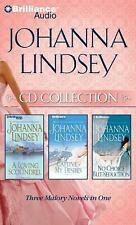 Johanna Lindsey CD Collection 3 : A Loving Scoundrel, Captive of My Desires,...