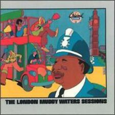 London Sessions - Muddy Waters (1989, CD NEUF)