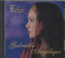 GABRIELLE ANGELIQUE Echo CD RARE OOP FEMME HARP NEW AGE