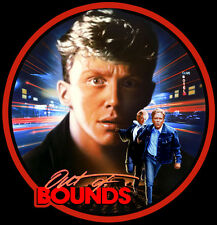 80's Cult Classic Out of Bounds Poster Art custom tee Any Size Any Color