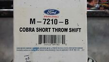 FORD RACING 2007-2009 SVT SHELBY MUSTANG SHORT THROW SHIFTER, M-7210-B