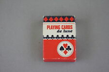 Ancien mini jeu de carte à jouer Playing cards de luxe P799
