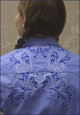 OESD Embroidery Machine Designs CD RETRO WESTERN