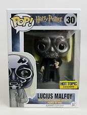 Harry Potter Lucius Malfoy Hot Topic Exclusive FUNKO Pop Vinyl Figure