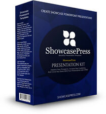 Showcase PowerPoint Presentation Slides Templates Decks Graphics ShowcasePress