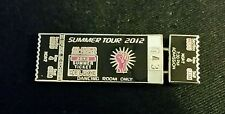 Phish Summer Tour 2012 Pin ticket anastasio hatpin gordon festival PH dancing