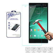 For Sony Xperia C5 Ultra Premium Ballistic Tempered Glass Screen Protector 0.3mm
