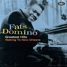 Fats Domino Greatest Hits:Walking To New Orleans CD NEW SEALED Blueberry Hill+