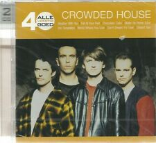 2 CD (NEU!) . Best of CROWDED HOUSE (Weather With You Chocolate Cake mkmbh