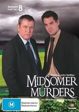 Midsomer Murders Season 8 - Boxset (Part 2) NEW R4 DVD