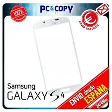 CRISTAL DE PANTALLA TACTIL PARA SAMSUNG GALAXY S4 i9500 TOUCH SCREEN BLANCO