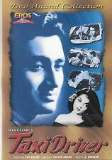 TAXI DRIVER - DEV ANAND - KALPANA KARTIK - NEW BOLLYWOOD DVD - FREE UK POST