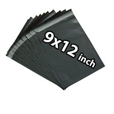 9x12 100X Grey Mailing Bags Strong Poly Postal Postage Post Mail Self Seal UKED