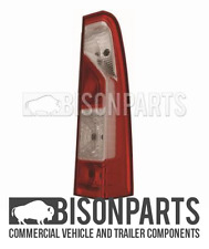 *RENAULT MASTER 2010-2015 & 2014 ONWARDS REAR TAIL LIGHT DRIVERS SIDE RH REN353