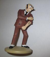 Figurine Tintin Moulinsart / rastapopoulos au tatouage - lotus bleu