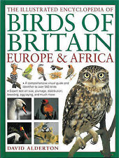 THE ENCYCLOPEDIA OF BIRDS OF BRITAIN, EUROPE & AFRICA : WH1-R2C : PB044 : NEW