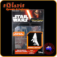 Fascinations Metal Earth Licensed Star Wars Imperial Shuttle 3D Miniture Model