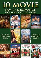10 Movie Family & Romance Holiday Collection - 3 DISC SET (2014, DVD NEW)