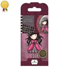 Gorjuss Rubber Mini Stamps *LADYBIRD* Little Girl, Card Making, Scrapbooking