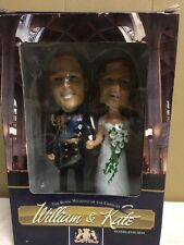 """PRINCE WILLIAM & Kate BOBBLEHEADS - """"The Royal Wedding"""""""