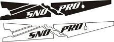 ARCTIC CAT TUNNEL GRAPHICS WRAP SNO PRO PRO CLIMB CROSS M 800 1100 TURBO DECAL 4
