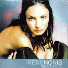 Irene Nonis-Recogn-Eyes promo cd single
