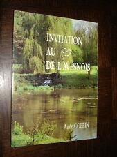 INVITATION AU COEUR DE L'AVESNOIS - Aude Colpin 1988 - Nord - b