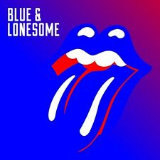 THE ROLLING STONES - BLUE & LONESOME   CD NEU