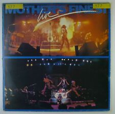 """12"""" LP - Mother's Finest - Mother's Finest Live - A2448 - washed & cleaned"""