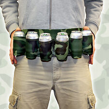 The Ultimate 6 Pack Beer Belt Stag/Hen Do Drinking Adult Fun Gift Secret Santa
