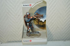 FIGURINE  CHEVALIER DRAGON AVEC ARBALETTE KNIGHT  BY SCHLEICH  JOUET COLLECTION