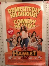 Original Movie Poster Hamlet Double Sided 27x40