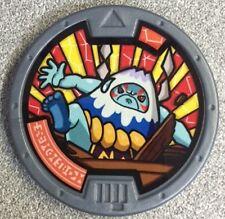 YoKai Yo-Kai Watch Series 2 Mad Mountain Medal  ***NEW Unused