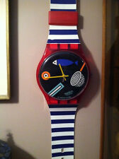 SWATCH MAXI WALL CLOCK 1992