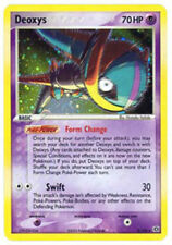 Pokemon 1x  Deoxys (Speed) - 2/106 2 - Holo Rare NM-Mint EX - Emerald English