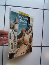 BARDET / LES CHEMINS DE MALEFOSSE 7 / LA VIERGE   / EO