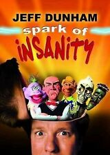 Jeff Dunham: Spark of Insanity New DVD! Ships Fast!